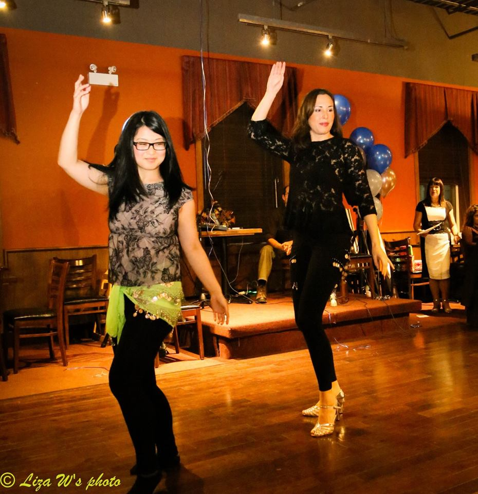 Train with Habeeba's Dance Studio